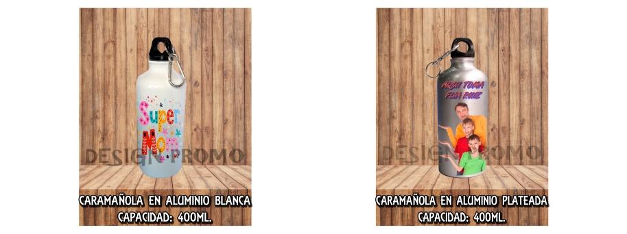 CARAMAÑOLA ESTAMPADA DE 400ML
